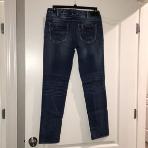 Silver brand skinny jeans size 31